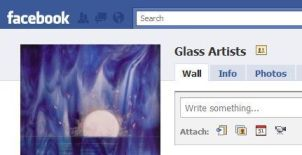 The Art Glass Spotlight featuring artists each week.  Free promotion for your glass art.